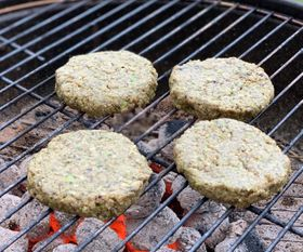 MinceGreen Burger Patties